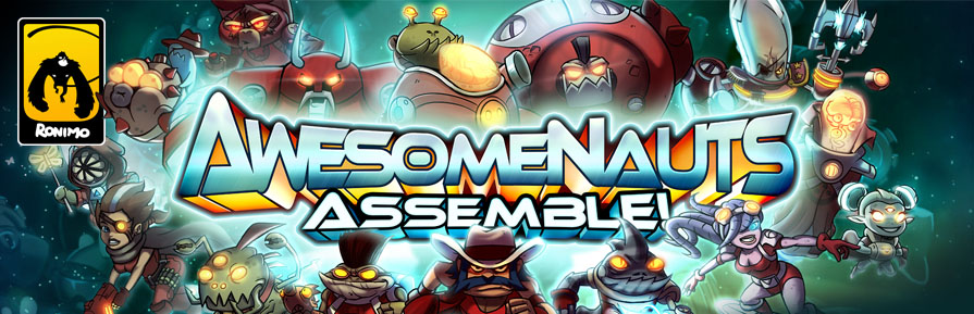 Ronimo Games | Creators of Awesomenauts and Swords & Soldiers
